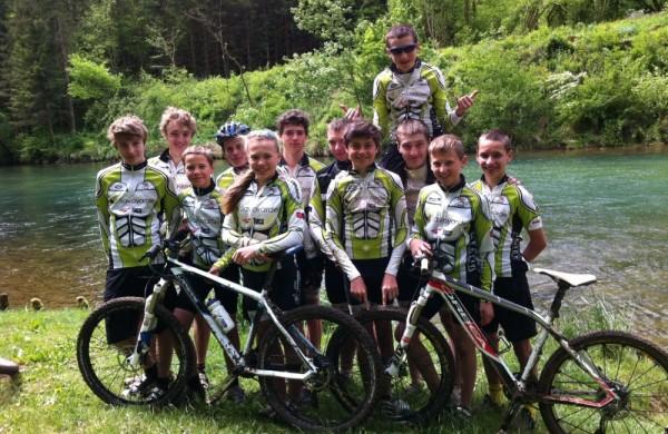 Stage VTT Annecy Cyclisme Compétition du 06 au 10/05