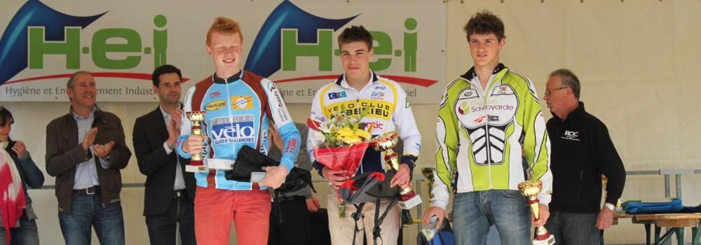 Annecy Cyclisme Compétition 2ème place en Coupe Rhône Alpes VTT