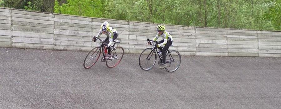 Annecy Cyclisme Compétiton Stage Piste Jeune