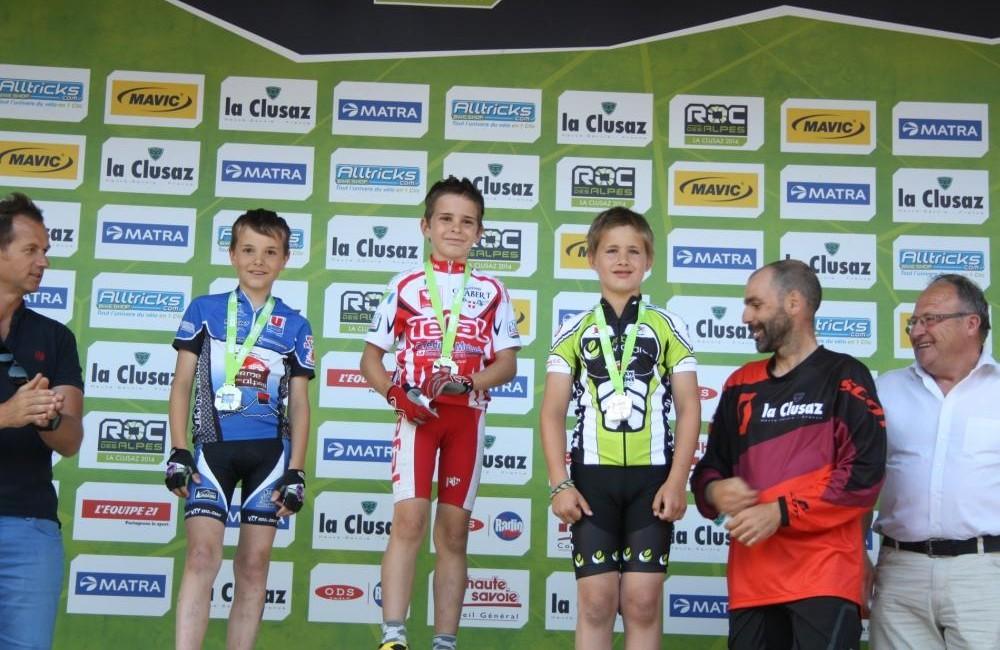 Annecy Cyclisme Compétition Roc des Alpes La Clusaz