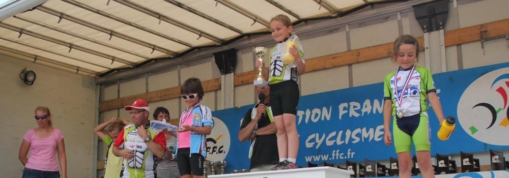 Annecy Cyclisme Compétition 5ème manche du TDJV