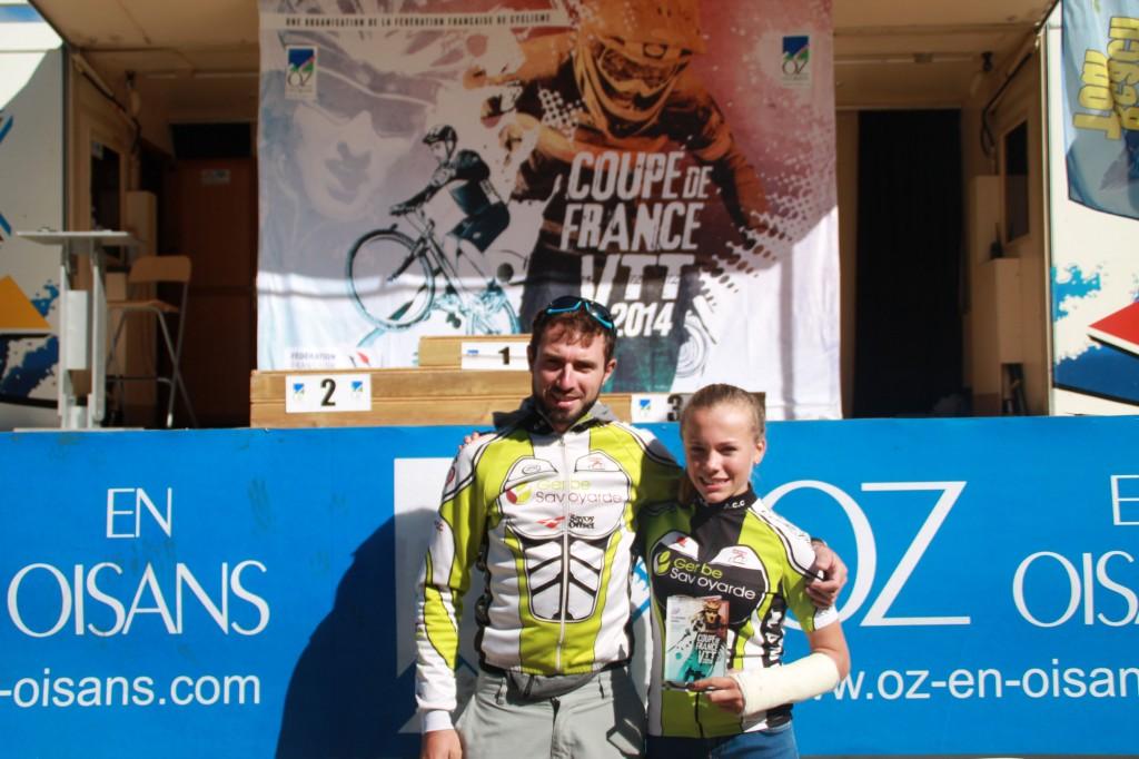 Annecy Cyclisme Competition Coupe de France VTT