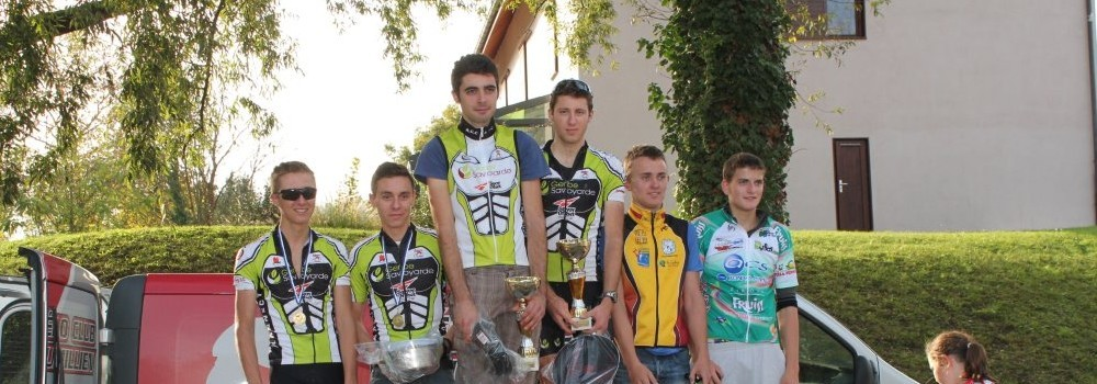 Annecy Cyclisme Competition Américaine VTT Rumilly