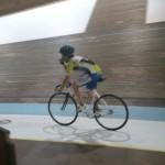 Annecy Cyclisme Competition sur la piste de Genève