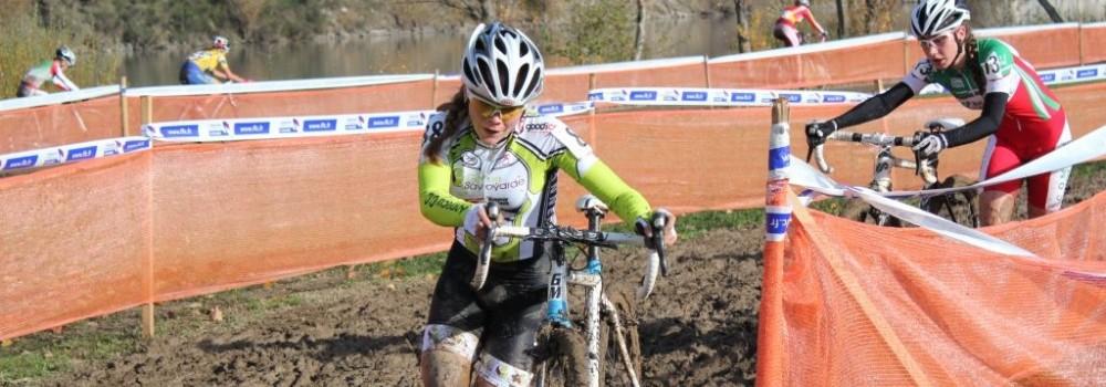 Annecy Cyclisme Competition 2ème Manche de la Coupe de France de Cyclocross 2014