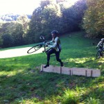 Annecy Cyclisme Competition stage cyclo-cross