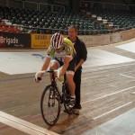 Annecy Cyclisme Competition saison piste 2014