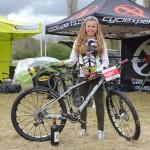 Annecy Cyclisme Compétition victoire de Loana