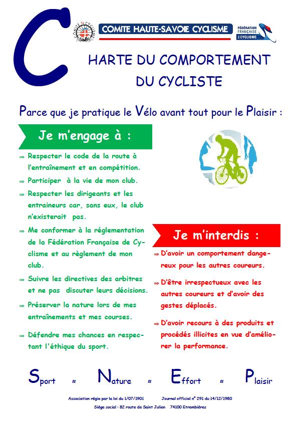 Charte-du-comportement-du-cycliste