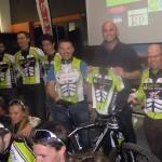 Annecy Cyclisme Compétition et son sponsor Les Brasseurs Savoyards