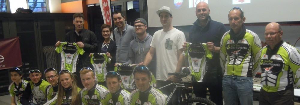 Annecy Cyclisme Compétition sponsors et partenaires