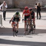 Annecy Cyclisme Compétition Axel relance