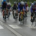 Annecy Cyclisme Compétition arrivée course de Divonne