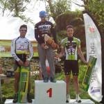 Annecy Cyclisme Compétition podium de Valentin