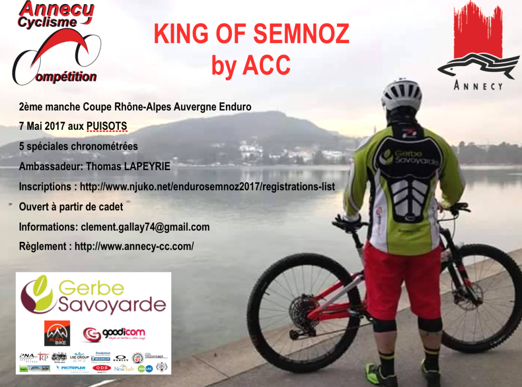 King of Semnoz by ACC